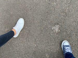 Walking coaching